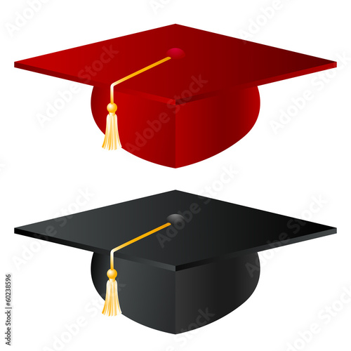 Graduation school hat
