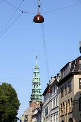 Cityscape,Copenhagen, Denmark.