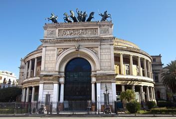 Politeama Garibaldi theater