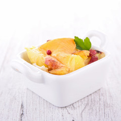 baked potato gratin