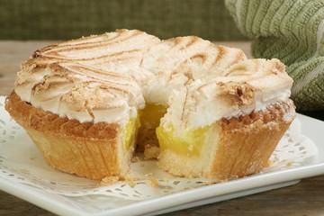 whole lemon meringue pie