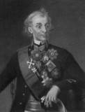 Alexander Suvorov, Generalissimo of the Russian Empire