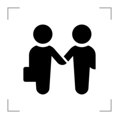 Business Handshake - Icon