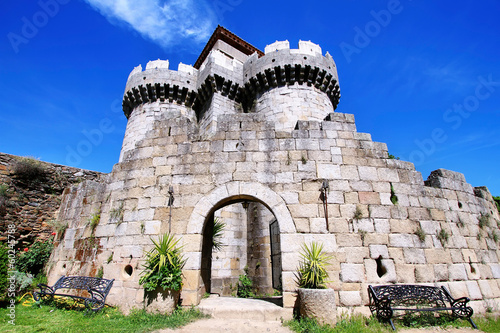 Public castle of Granadilla