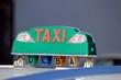 Enseigne de toit de taxi