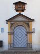 Eisenberger Rathaustür