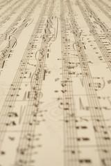 music sheet endless
