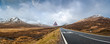 Road to Scottish Highlands - 60251742