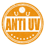 Anti UV stamp