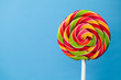 colorful lollipop candy - 60254705