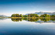 Derwent Water, Cumbria, UK.