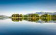 Derwent Water, Cumbria, UK.