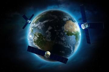 Orbiting Satellites