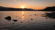 Tranquil Sunset, Lake District, UK