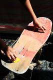 Restore an Old Skateboard