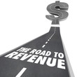 Road to Revenue Making Money Income Job Earning