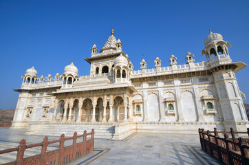Jaswant Thada in Jodhpur,India
