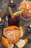 tonic alcoholic drink mulled wine