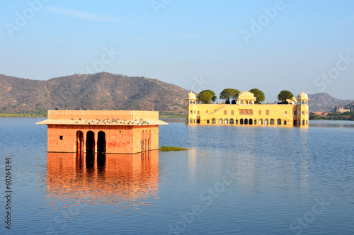 Water Palace in Jaipur,India