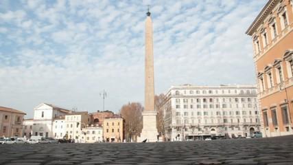 Obelisk in San John in Laterano, Rome