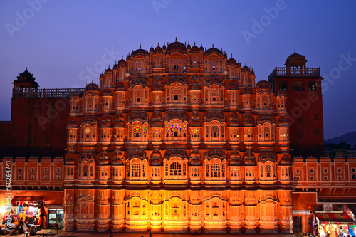 Hawa Mahal in Jaipur,India