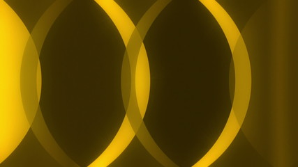 Karmony - Golden Circles Video Background Loop
