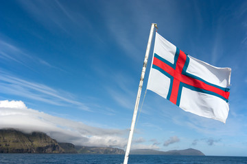 Flag of Faroe Islands