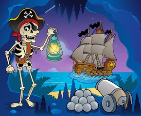 Pirate cove theme image 6