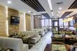 Modern restaurant interior - 60269390