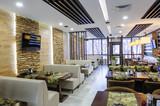 Fototapety Modern restaurant interior