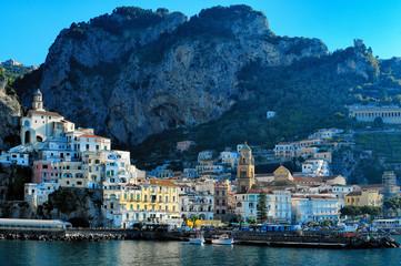 Amalfi town, Italy