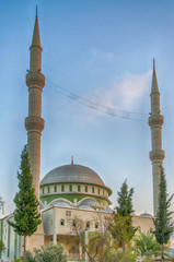 Side Fatith Mosque 01