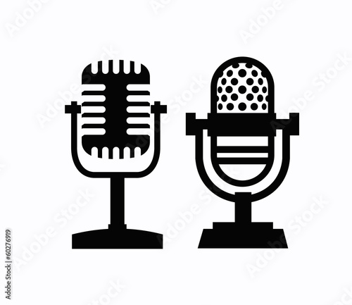Microphones Icon