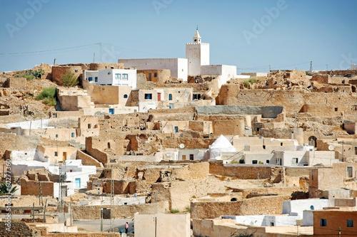 Fotobehang Tunesië Tamezret