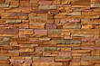 Irregular multi-colored bricks, seamlessly tileable