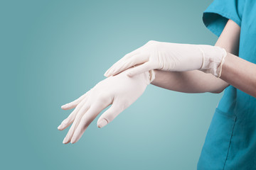 doctor glove