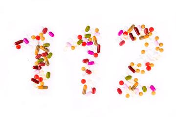 Medikamente - Missbrauch - Notruf