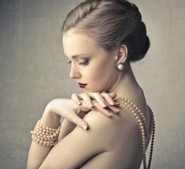 elegant portrait
