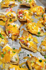Crab Nachos Vertical