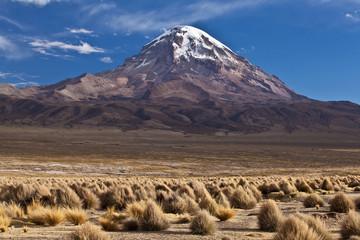 Bolivia - Sajama Volcano