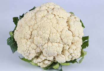 Vegetables and vegetables: cauliflower