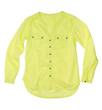 bright lime green shirt
