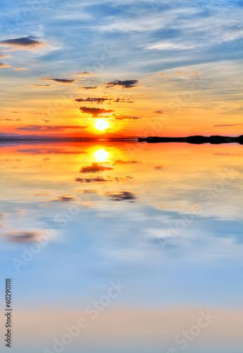 Fotobehang Een Hoekje om te Dromen un mar de mil colores