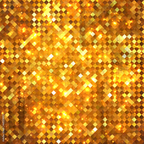 Luxury concept golden vintage background