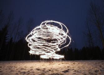 sparkler games - tipsy shape