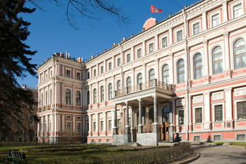 St-Petersburg. Palace of Labor