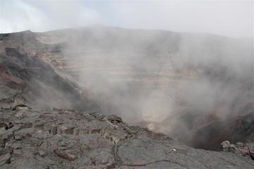 Cratère Dolomieu - ile de la reunion