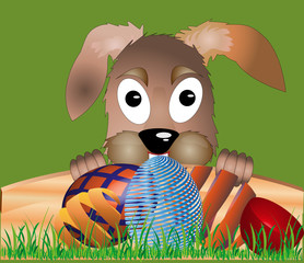 easter background2