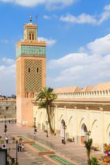 Kashba Moschee, Marrakesch, Marokko
