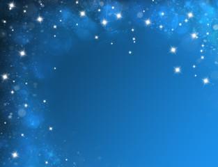Fond d'ecran bleu background